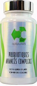 50 Milliards De CFU Probiotiques d'Optipure81 de la marque Optipure81 image 0 produit
