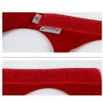 AiSi Agréable Collier Réglable Chien Chiot Chat Chaton Pet avec Clochette Décoration Chien Rouge Taille M de la marque AiSi image 5 produit
