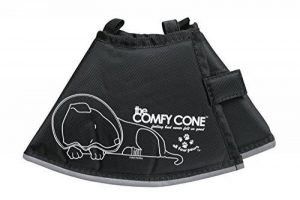 All Four Paws, The Comfy Cone, la collerette de protection confortable pour animal domestique de la marque James & Steel image 0 produit