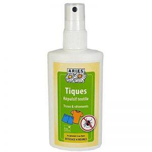 ARIES - Spray Anti Tiques Textile - 100 ml de la marque Aries image 0 produit
