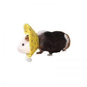 Asocea pour animal domestique restauration Collier Anti-morsure Sratch résistant à protection de cou pour petits animaux Hamster Cochon d'Inde Furet de la marque ASOCEA image 0 produit