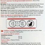 Beaphar - FIPROtec Combo, pipettes anti-puces et anti-tiques - chat - 3 pipettes de la marque Beaphar image 1 produit