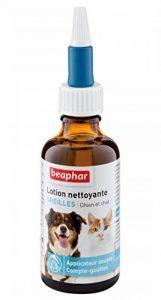 Beaphar - Lotion nettoyante, soin des oreilles - chien et chat - 50 ml de la marque Beaphar image 0 produit