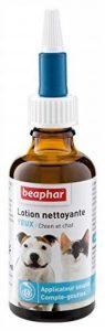 Beaphar - Lotion nettoyante, soin des yeux - chien et chat - 50 ml de la marque Beaphar image 0 produit