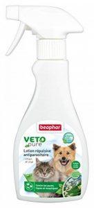 Beaphar - VETOpure, lotion répulsive antiparasitaire - chien et chat - 250 ml de la marque Beaphar image 0 produit