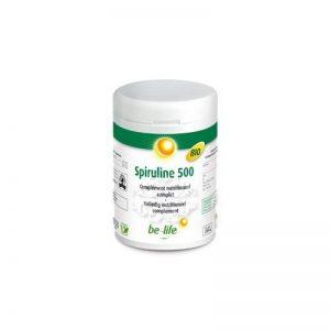 Bio-life - Spiruline 500 bio - 200 tablettes - Le complément nutritionnel complet de la marque Bio-life image 0 produit