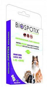 BIOSPOTIX Pipette Répulsive pour Chien Grand Taille XL de la marque Biospotix image 0 produit