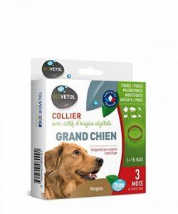 Biovetol - Collier Anti-puce pour Grand chien (+ de 15 kg) de la marque Biovetol image 0 produit