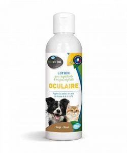 Biovetol - Lotion Oculaire ORL pour chat et chien - 125 ml de la marque image 0 produit
