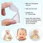 Brosse à dents douce de bébé de brosse à dents de brosse à dents de brosse de gomme de brosse de gomme de brosse de gomme de la marque edealing image 1 produit