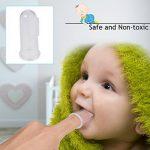 Brosse à dents douce de bébé de brosse à dents de brosse à dents de brosse de gomme de brosse de gomme de brosse de gomme de la marque edealing image 4 produit