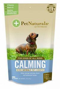 calmant pour chiens, prise en charge du comportement Naturel Formule, 30Bite de taille à mastiquer de la marque Pet Naturals® image 0 produit