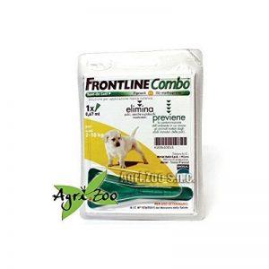 Chiot Frontline Combo (1 pipette) - solution ponctuelle sur les pesticides, protège chiot et environnement de la marque Merial image 0 produit
