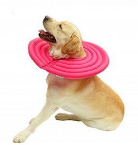 Collerette de protection pour chiens et chats Coofone Elizabeth - Avec mousse à l'intérieur - Collerette légère et robuste pour plus de liberté de la marque Coofone image 0 produit