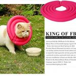 Collerette de protection pour chiens et chats Coofone Elizabeth - Avec mousse à l'intérieur - Collerette légère et robuste pour plus de liberté de la marque Coofone image 6 produit