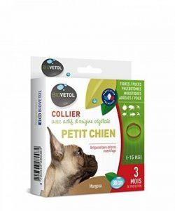 collier anti puce petit chien TOP 3 image 0 produit