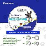 Collier Antiparasitaire chien, MagicHome externe pour chien ou chat contre les puces les tiques et les moustiques de la marque MagicHome image 3 produit