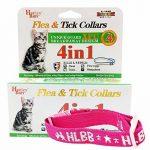 Collier antiparasitaire pour grands/petits chiens et chats, Colliers anti-puces et tiques, Antiparasitaire externe pour chat et chiens, contre les puces et les tiques (chats) de la marque SEVICAT image 5 produit