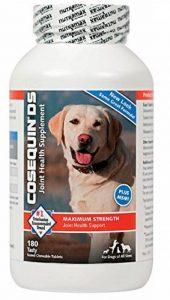 Cosequin DS Plus MSM BV Boîte de 180 comprimés pour chien à croquer de la marque Cosequin image 0 produit