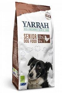 Croquettes Bio Yarrah Senior pour chien âgé - 2 kg de la marque Yarrah image 0 produit