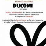 Ducomi® Silvestro Harnais réglable et laisse 105cm en nylon pour chats, lapins et chiots de la marque Ducomi image 5 produit
