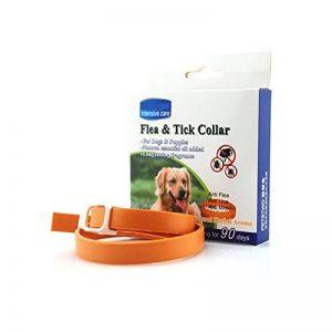 Easylifer Collier Anti Puces Antiparasitaire pour Chiens, Chats(L) de la marque Easylifer image 0 produit