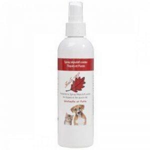 Feuille rouge Spray anti puces et Aoutas -ballade - 250 ml - Chiens - Chats de la marque Feuille rouge image 0 produit