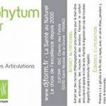 Harpagophytum Procumbens - Extrait Concentré des racines de la Griffe du Diable - Confort articulaire - 180 gélules de la marque DJFORM image 1 produit