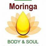Huile de Moringa Body & Soul (Corps et Âme) 100ml par MoriVeda. 100% d'huiles pressées à froid à partir de graines de Moringa, de pastèque, de sésame et de tournesol. Pour la cuisine, le massage, les soins de la peau, l'anti-vieillissement, le bien-être e image 1 produit