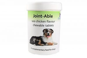 Jointable - liver flavoured joint supplement for dogs de la marque Chemeyes Pet Health Solutions image 0 produit