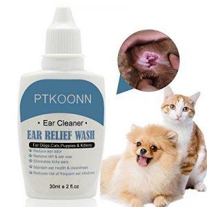 lotion auriculaire chien TOP 12 image 0 produit