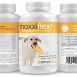 MaxxiDog - Supplément de joint de chien de MaxxiFlex plus avec la glucosamine, la chondroïtine, le MSM, l'acide hyaluronique, la griffe de diables, la bromélaïne et le curcuma - 120 comprimés aromatisés par foie de la marque maxxipaws image 2 produit