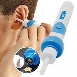 Nettoyant Oreille, Kit d'enlèvement de cire d'oreille, nettoyant à cire d'oreille, Ear Wax Earwax Remover Ear Cleaner Cire Epilation Oreille Kit Nettoyage Oreille pour Bebe, Adulte de la marque BUOCEANS image 0 produit