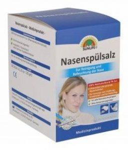 Nez spül Sel Sunlife® 60Portion Sticks de la marque SUNLIFE®,Hövelshof image 0 produit