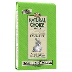 NUTRO NATURAL CHOICE Croquettes pour Adulte Petits Chiens Agneau et Riz Sac de 7 Kg de la marque NUTRO NATURAL CHOICE image 0 produit