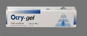Ocrygel Protection et Humidification de l'œil 10g de la marque Ocrygel image 0 produit