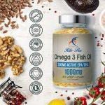 Omega 3 l'Huile de poisson 1000mg 365 Soft Gel Capsule de Rite Flex (Réserve d'un an) de la marque Rite-Flex image 4 produit