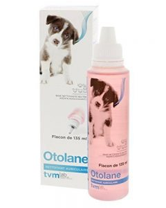 Otolane 135 ml Hygiène et nettoyage des oreilles des chiens, chats et Nac/Tvm de la marque Otolane image 0 produit