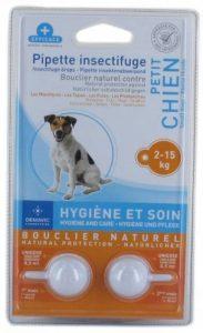 pipette antiparasitaire chien TOP 5 image 0 produit