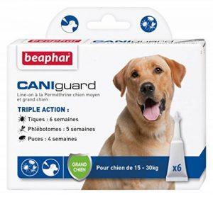 pipette antiparasitaire chien TOP 6 image 0 produit