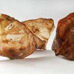 Premium | Bien-être | Paquet de 50 grandes oreilles de porc séchées | Récompense et friandise à mastiquer pour chien, crue et naturelle par 123 Direct Pets | En provenance de l'EU | PAS une importation chinoise de mauvaise qualité ! de la marque 123 Direc image 3 produit