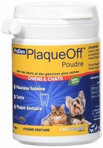 ProDen - Plaque Off / 27306 - Complément alimentaire - Dents et gencives saines - 40 g de la marque Plaque-Off image 0 produit