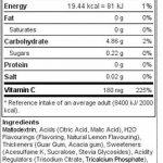 PROZIS H2O Infusion Sobre de Bebida de Limonade Fraîches 12 x 9 g de la marque PROZIS image 1 produit