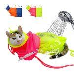 Sac réglable de bain d'animal familier de sac de toilettage de chat réglable pour l'injection d'ongle d'injection de la marque Zantec image 4 produit