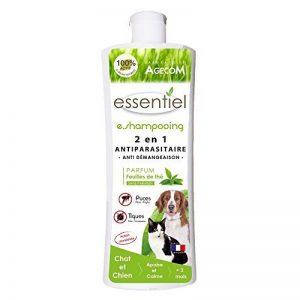 Shampooing antiparasitaire 2 en 1 250 ml Anti-démangeaison de la marque Agecom image 0 produit