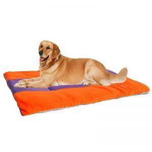 Sild Double Tapis matelas réversible pour animaux domestiques (chiens et chats), doux et matelassé, différentes tailles(XXL) de la marque image 0 produit