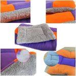 Sild Double Tapis matelas réversible pour animaux domestiques (chiens et chats), doux et matelassé, différentes tailles(XXL) de la marque image 2 produit