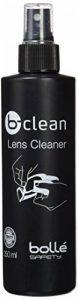 Spray nettoyant 250ml anti-statique - sans alcool - sans silicone de la marque Bollé Safety image 0 produit