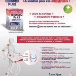 Urgo GOVital - Chondro Flex chondroitine glucosamine collagène MSM Vit C - SIX MOIS DE TRAITEMENT - Lot de 6 boites de la marque Urgo image 1 produit