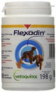 Vetoquinol Flexadin Complément Alimentaire Flacon de 90 Comprimés Sécables de la marque Vetoquinol image 0 produit
